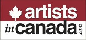 Artists in Canada logo