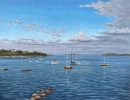 Chester Nova Scotia is beautiful little harbour, on the southern shore of N.S.